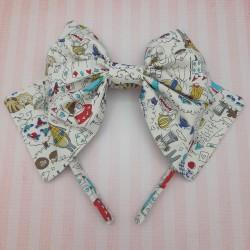 Headbow lolita Alice in...