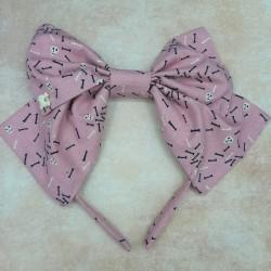 Halloween Pink Bones lolita...