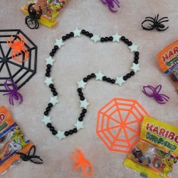 Halloween Stars Necklace