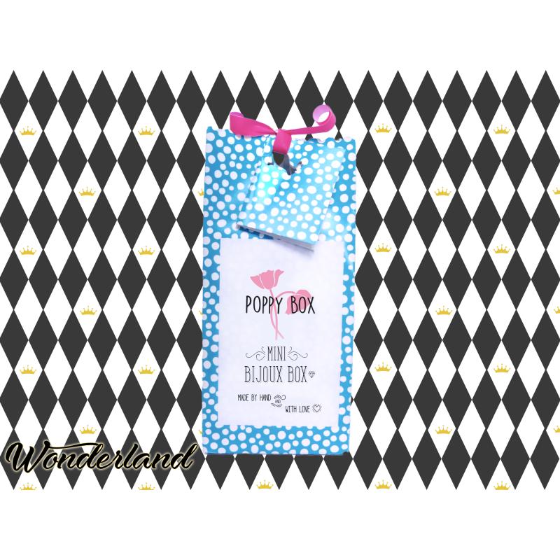 """Mini Jewel Box """"Wonderland"""""""