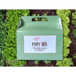 """Poppy Box """"Au Jardin"""""""