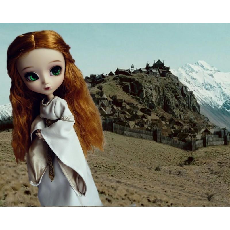 Éowyn de Rohan - Blanche (Les Mondes d'Edena)