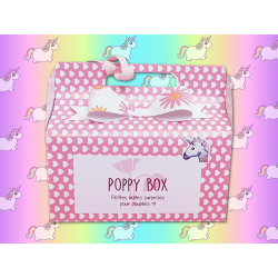 "Poppy Box ""Unicorns"" (upd...."