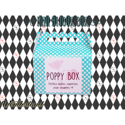 "Mini Bijoux Box ""Wonderland"""