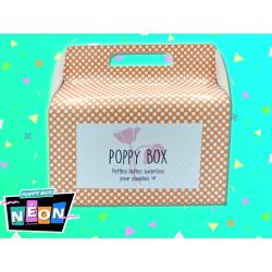 Poppy Box Néon