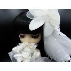Tenue de mariée pour Pullip