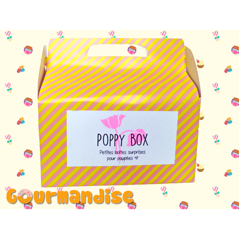 Poppy Box Gourmandise