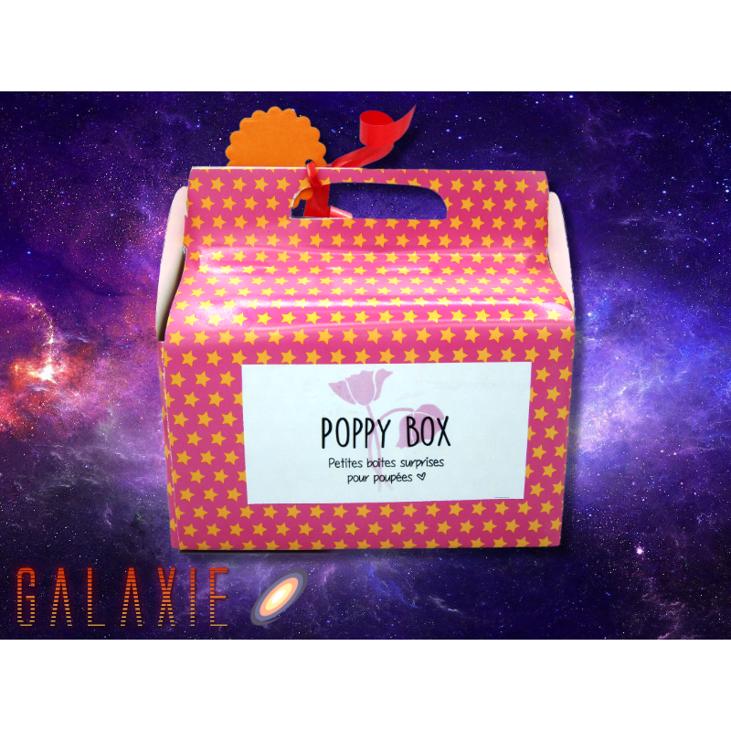 Poppy Box Galaxie