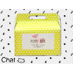 """Poppy Box """"Chat"""""""