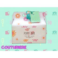 "Poppy Box ""Couturière"""