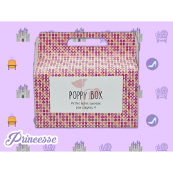 "copy of Poppy Box ""Princess"""