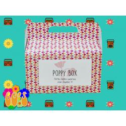 """Poppy Box """"60's"""""""