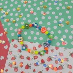 Bracelet Fruits